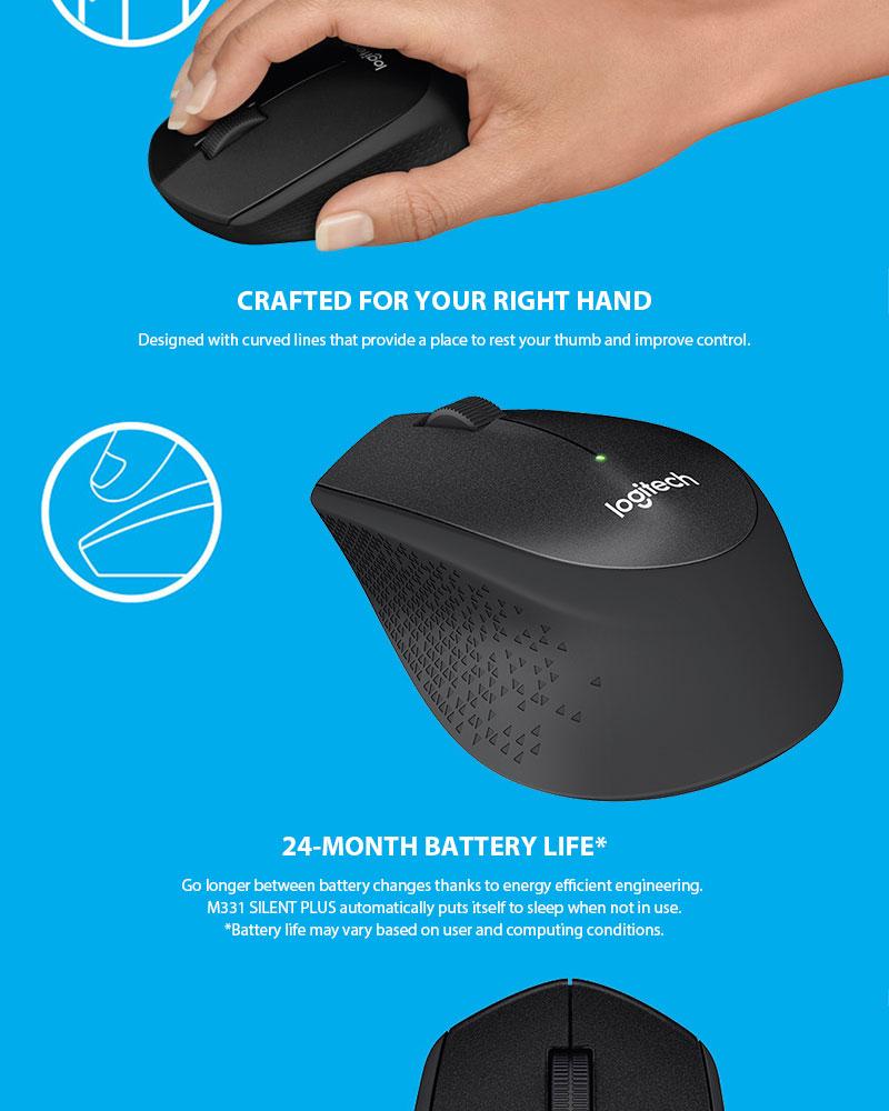 17d2d0a9806 logitech m331 silent plus wireless keyboard and mouse wireless keyboard  wireless mouse bluetooth keyboard and mouse wireless mouse and keyboard  computer ...